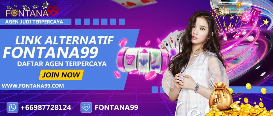 Link Alternatif Fontana99 | Daftar Fontana99